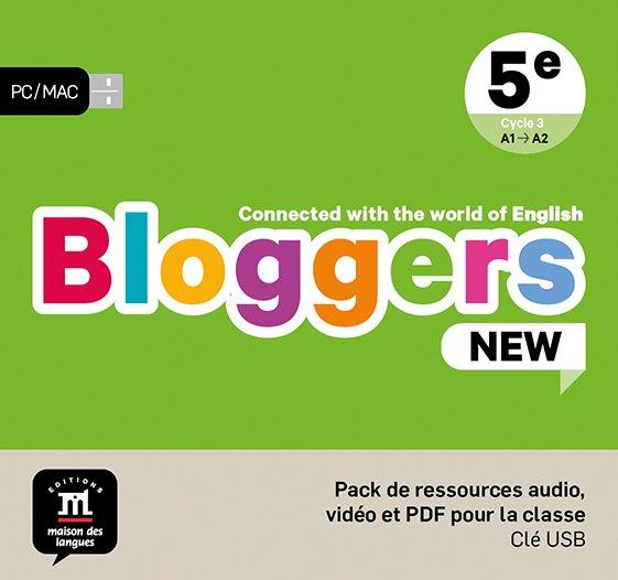Bloggers New 5e - clé usb