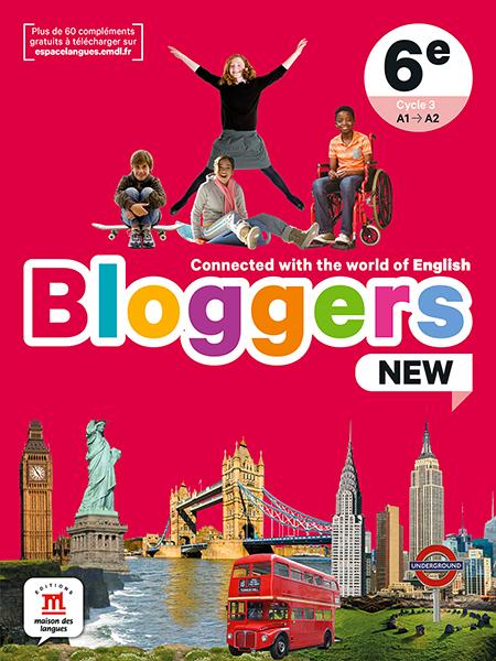 Bloggers new-6e-livre de l'élève