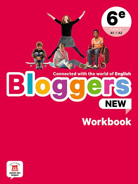 Bloggers new workbook