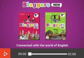 Bloggers NEW en vidéo