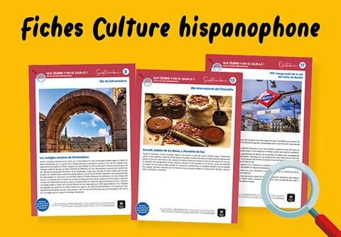 Fiches culture hispanophone